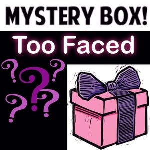 💋Too Faced Makeup Mystery Box💋